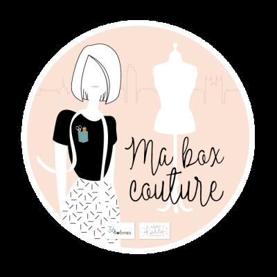 Ma box couture - Anne Kerdilès Couture - 36 Bobines