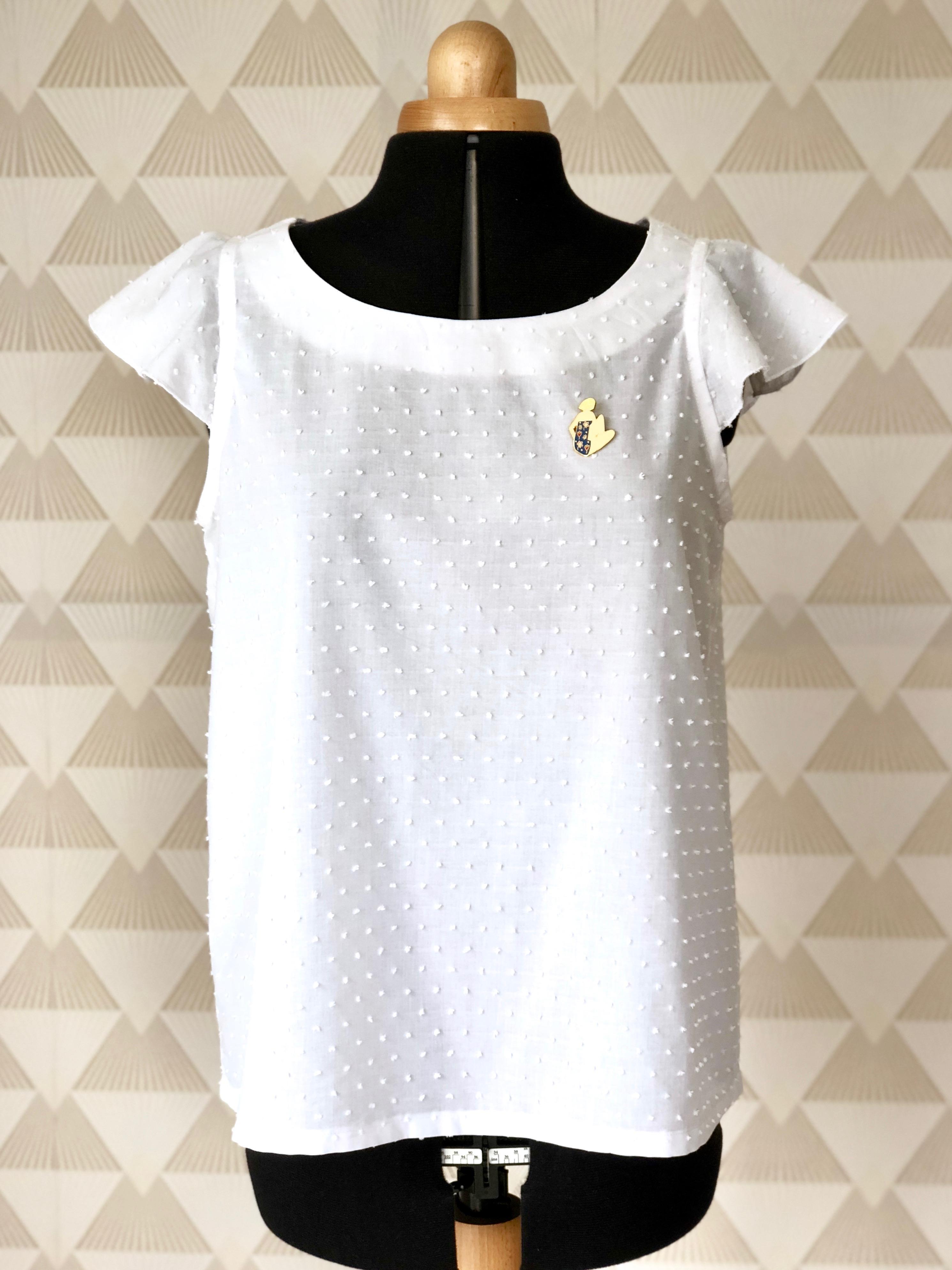 """Résultat de recherche d'images pour """"blouse syracuse anne kerdiles couture"""""""