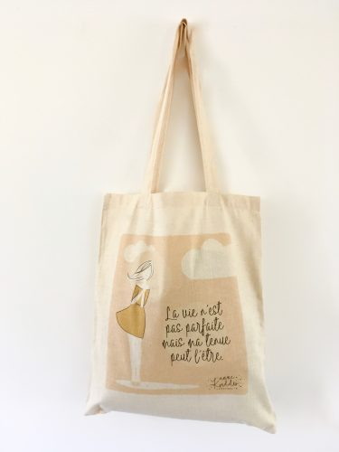 Tote bag – Anne Kerdilès Couture