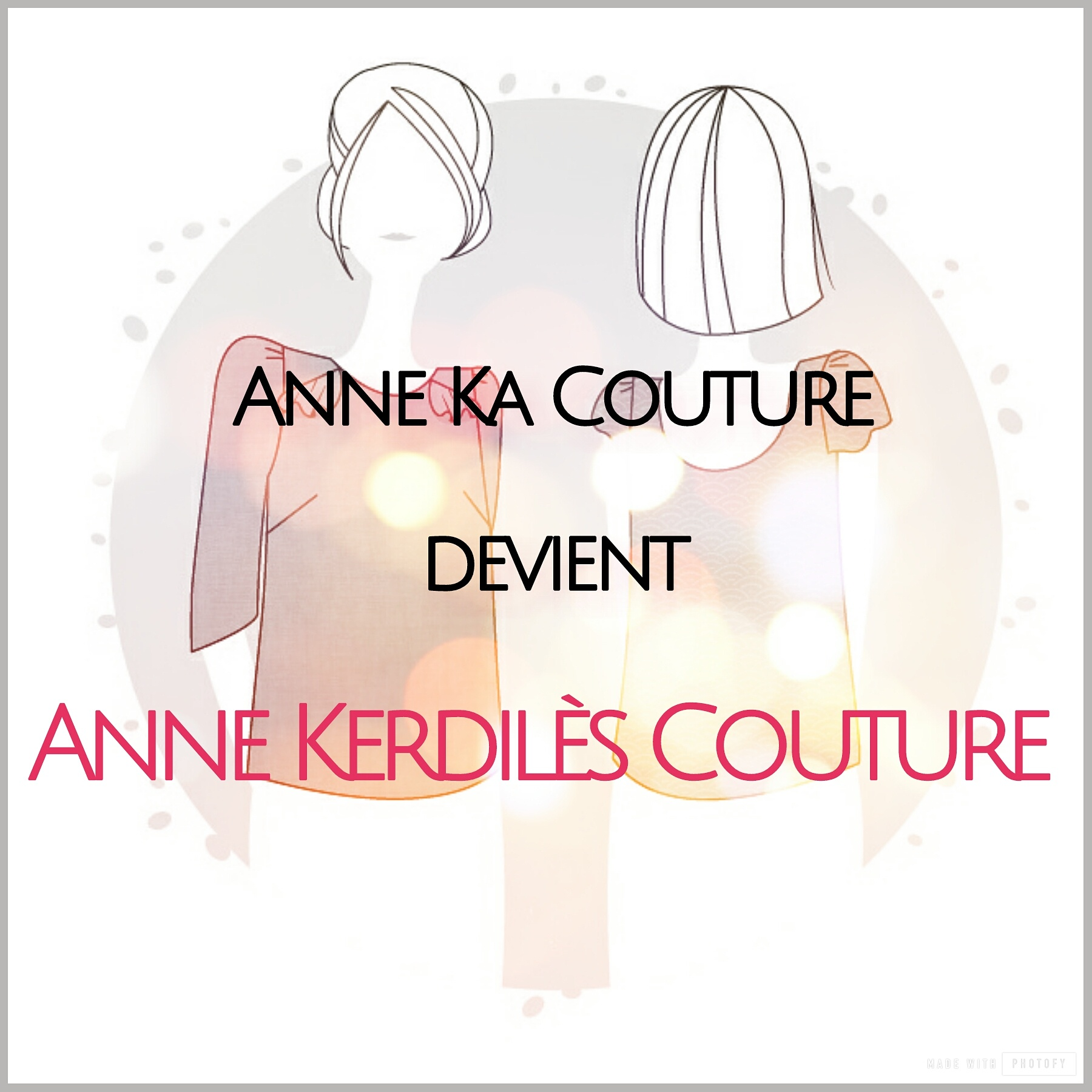 Anne Kerdilès Couture