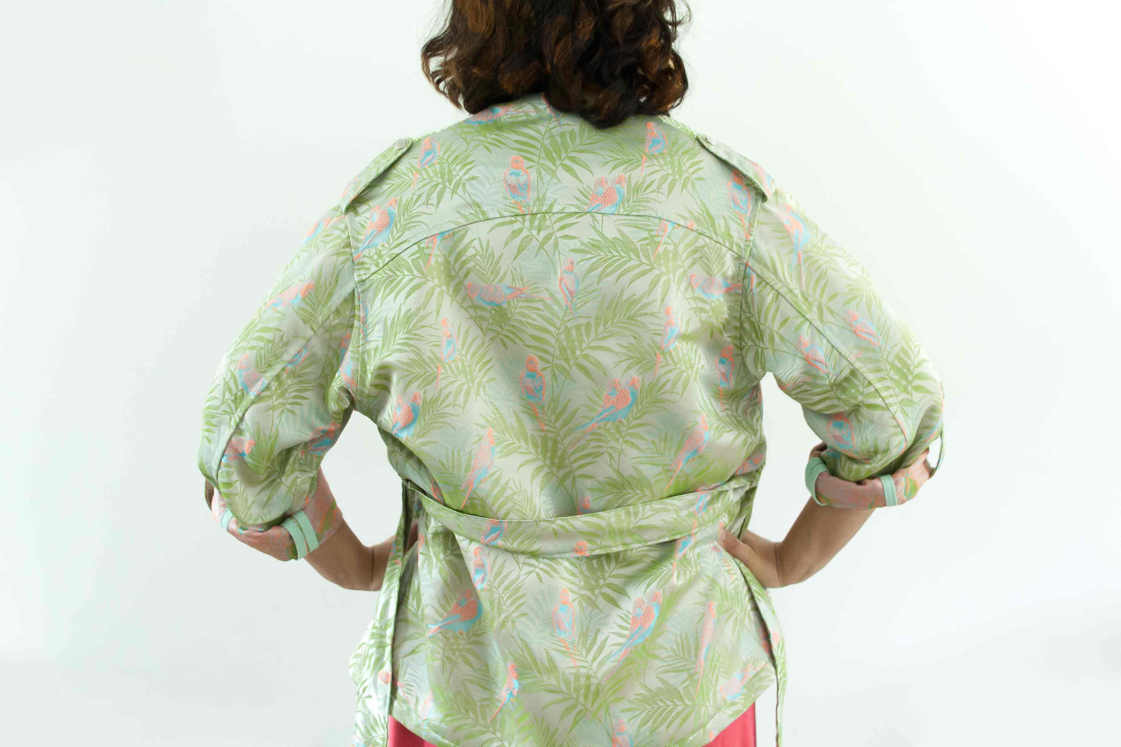 Tanger Jacket - Anne Kerdilès Couture
