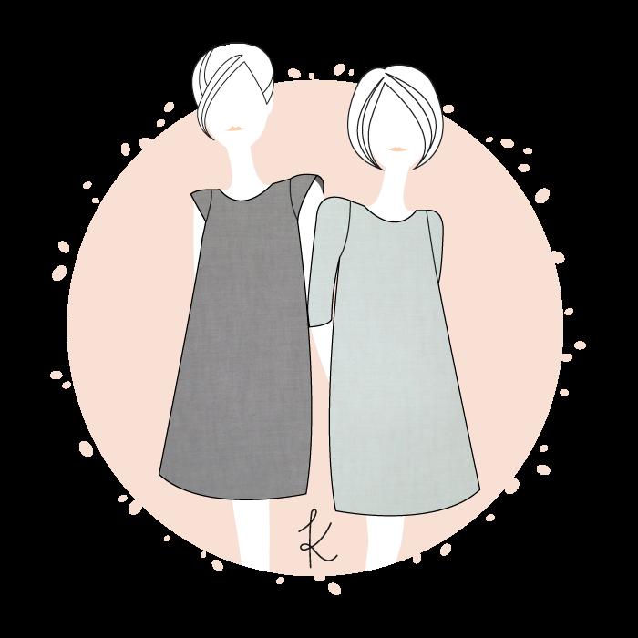 Robe Malo Pdf Anne Kerdiles Couture Patrons De Couture Femme