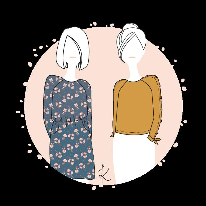 Blouse-robe Oxford – Anne Kerdilès Couture