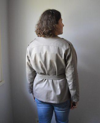 Veste Tanger Anne Kerdilès Couture - Clopiano
